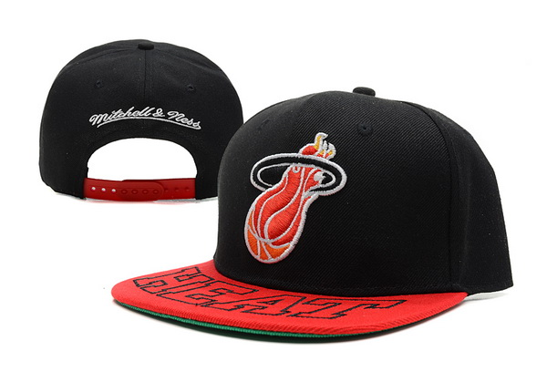 Miami Heat NBA Snapback Hat XDF273